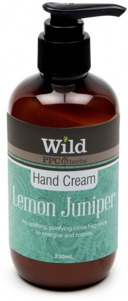 Wild Lemon Juniper Hand Cream 250ml