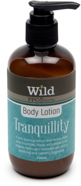 Wild Tranquility Body Lotion 250ml