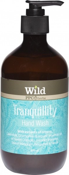 Wild Tranquility Hand Wash 500ml