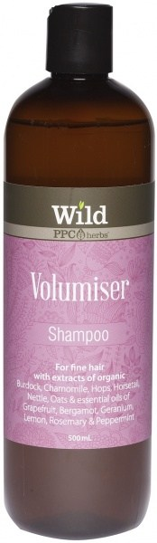 Wild Volumiser Hair Shampoo 500ml