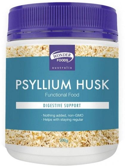 Wonderfoods Psyllium Husk 200g