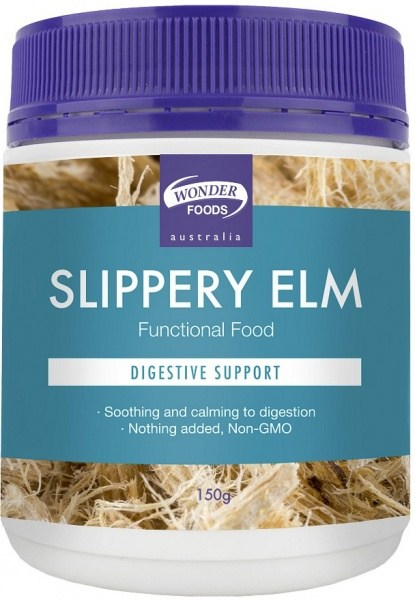 Wonderfoods Slippery Elm 150g