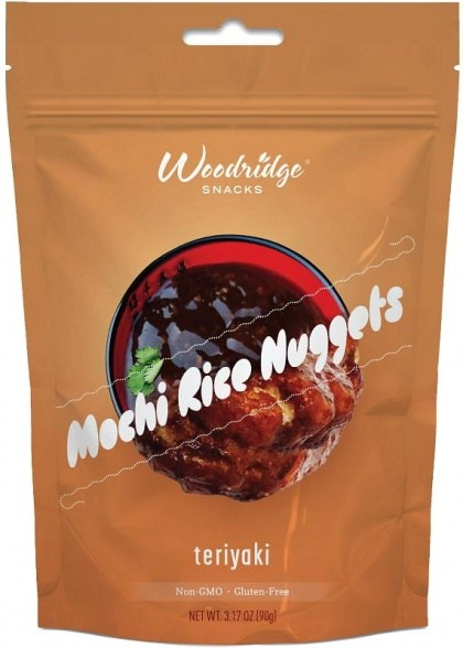 Woodridge Rice Nugget Teriyaki  90g
