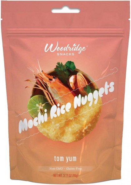Woodridge Rice Nugget Tom Yum  90g