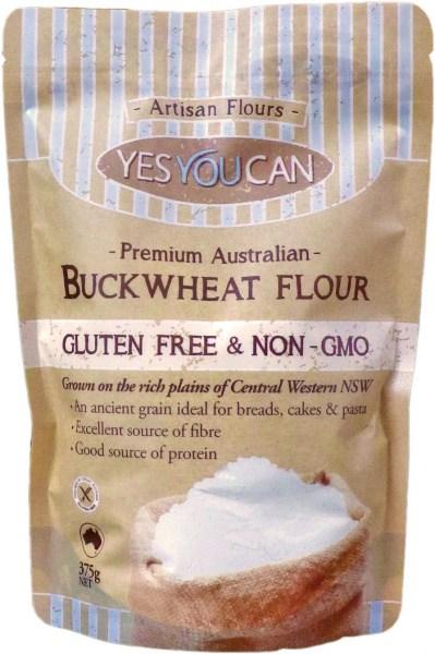 YesYouCan Artisan Flour Buckwheat  375g