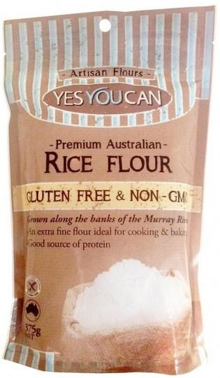 YesYouCan Artisan Flour White Rice 375g