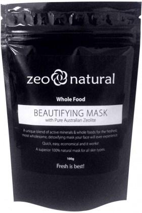 Zeo Natural Beautifying Mask 100g