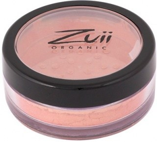 Zuii Flora Diamond Sparkle Blush Melon 3g