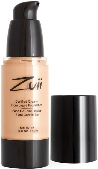 Zuii Flora Liquid Foundation Natural Bisque 30ml