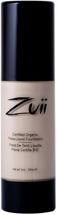 Zuii Flora Liquid Foundation Natural Fair 30ml