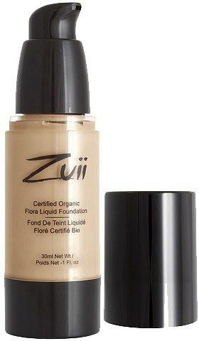 Zuii Flora Liquid Foundation Natural Ivory 30ml