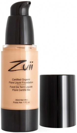 Zuii Flora Liquid Foundation Olive Fair 30ml