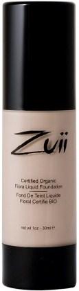 Zuii Flora Liquid Foundation Olive Light 30ml