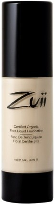 Zuii Flora Liquid Foundation Porcelain 30ml