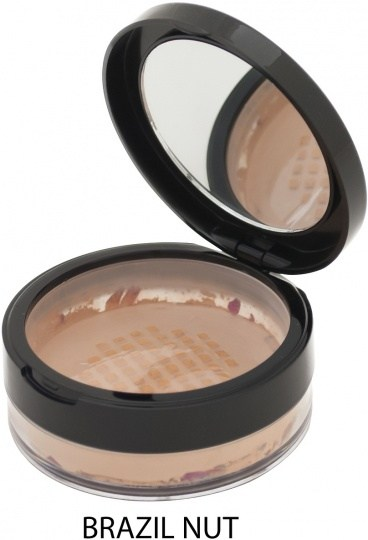 Zuii Flora Loose Powder Foundation Brazil Nut 10g
