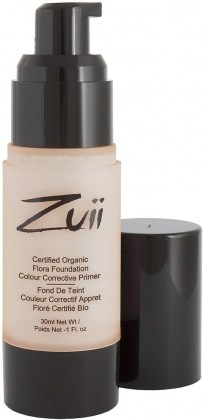 Zuii Organic Flora Foundation Colour Corrective Primer Apricot 30ml