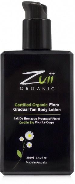 Zuii Organic Gradual Tan Body Lotion 250ml