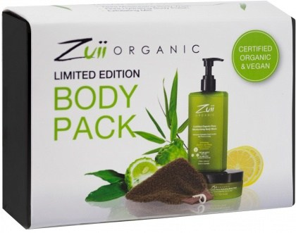 Zuii Organic Limited Edition Body Pack