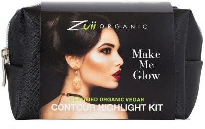 Zuii Organic Vegan Contour & Highlight Kit