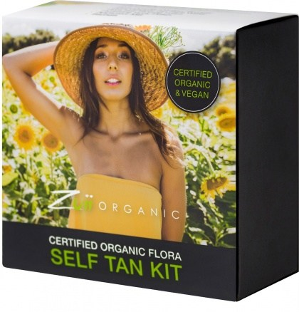Zuii Organic Vegan Self Tan Kit