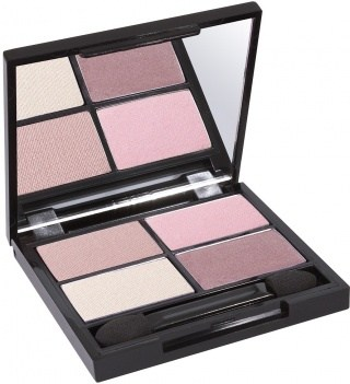 Zuii Quad Eyeshadow Summer 6g