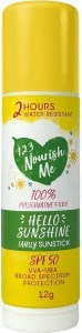123 Nourish Me Hello Sunshine Facestick 12g