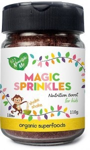 123 Nourish Me Magic Sprinkles for Kids 115g