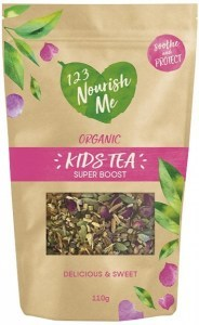 123 Nourish Me Organic Kids Tea Superboost 110g