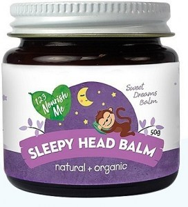 123 Nourish Me Sleepy Head Balm for Kids 60ml
