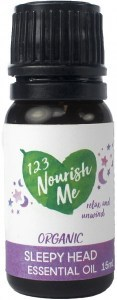 123 Nourish Me Sleepy Head Essential Oil 15g