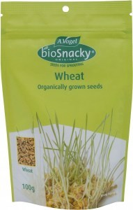 A.Vogel BioSnacky Wheat Sprouting Seeds 100g