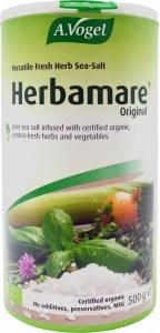 A.Vogel Organic Herbamare Original Sea Salt  500g