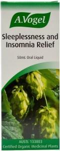 A.Vogel Sleeplessness & Insomnia 50ml
