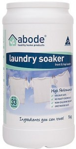 Abode Front & Top Loader Laundry Soaker High Performance 1Kg