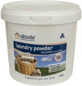Abode Front & Top Loader ZERO Laundry Powder 5kg