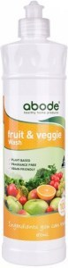 Abode Fruit & Vegetable Wash 600mL
