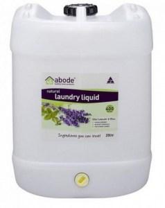 Abode Laundry Liquid Lavender & Mint 20L