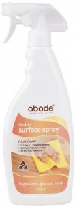 Abode Timber Surface Cleaner Atlas Cedar 500mL