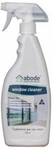 Abode Window Cleaner 500ml spray