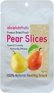 Absolute Fruitz Freeze Dried Pear 15g