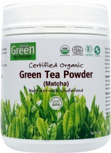Absolute Green Green Tea Powder 150g