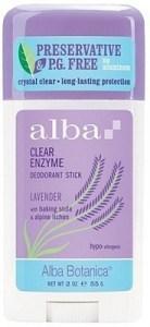 Alba Lavender Deodorant 55gm