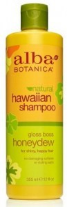 Alba Natural Hawaiian Shampoo Gloss Boss Honeydew 350ml