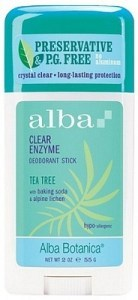 Alba Tea Tree Deodorant 55gm