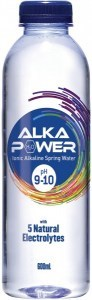 Alka Power Natural Alkaline Water 12x600ml