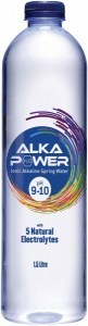 Alka Power Natural Alkaline Water 6x1.5L
