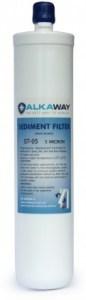 Alkaway AlkaPure 5 MicronSediment FilterCrtridge