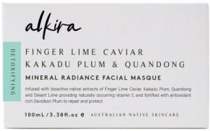Alkira Mineral Radiance Facial Masque 100g