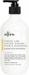Alkira Radiant Facial Moisturiser 200ml