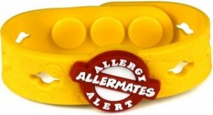 AllerMates Multi Charm Wristband ONLY